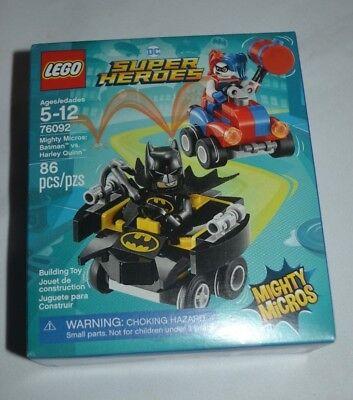 LEGO DC Super Heroes Mighty Micros 76092 Harley Quinn Batman vs
