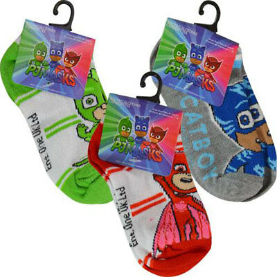 Disney Cars Kids Socks 3 Pairs Assorted Size 6-8
