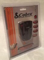 Cobra 6 Band Radar & Laser Detector Pro 7080 - 360 Detection