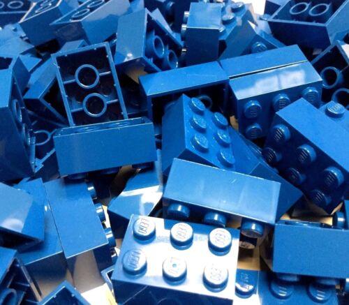 ❤NEW❤ LEGO 3002 Blue 2x3 Brick BULK Pack of 25