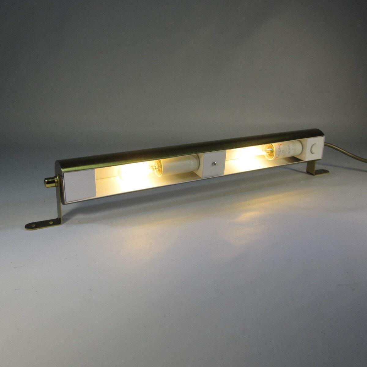 40cm Messing Bilderlampe Schalter Spiegellampe Bilderleuchte Gemälde Leuchte Nr2