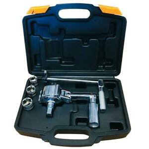 Car Torque Multiplier Set Wrench Lug Nut Lugnuts Remover Labor Saving Spanner US