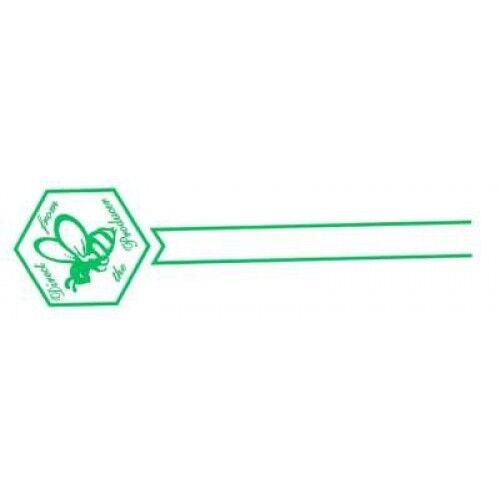 1000 X Tamper Proof Etiketten Sicherheit Ideal für Honig Dosen Viele Farben