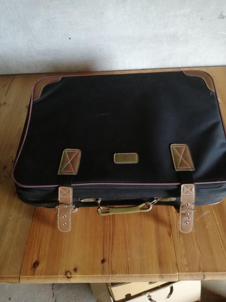 Kuffert, Ukendt, b: 74 l: 19 h: 49