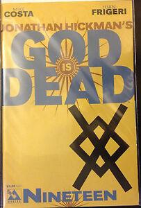 God-Is-Dead-19-NM-1st-Print-Free-UK-P-amp-P-Avatar-Comics