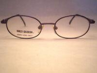 Harley Davidson Mod-109 Vintage 80's Glasses (d8)