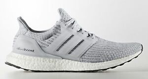 5100abe602405 NEW Adidas Ultra Boost 3.0 Reflective Clear Grey BB6059 LIMITED Men ...