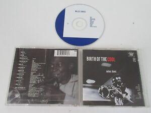 MILES-DAVIS-Birth-OD-THE-COOL-Capitol-Jazz-7243-5-30117-2-7-CD-Album