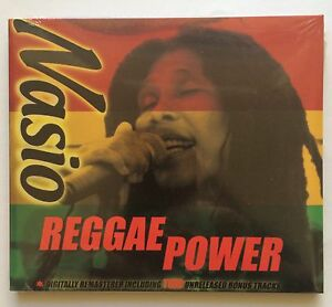 nasio fontaine reggae power