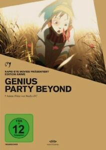 GENIUS PARTY Beyond (Edition anime) - Edition ANIME DVD NUOVO