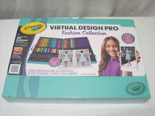Crayola Virtual Design Pro Fashion Compatible Ios Android For Sale Online Ebay