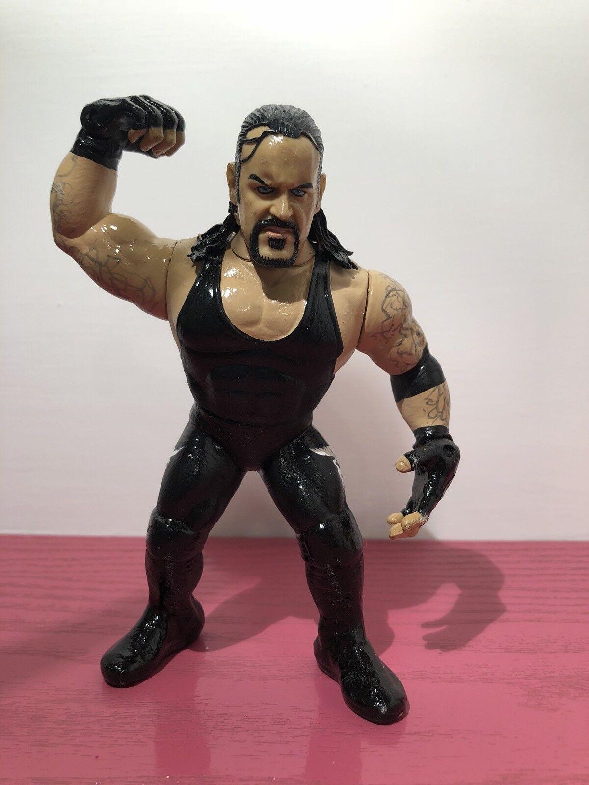 WWF WWE HASBRO CUSTOM THE UNDERTAKER PHENOM