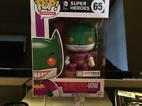 FUNKO POP! HEROES 65 THE JOKER BATMAN-BATMAN VINYL FIGURE - NEW!