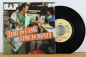 7-034-BAP-Time-Is-Cash-Time-Is-Money-NDW-Vinyl-in-Near-Mint