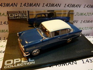 OPE81R-voiture-1-43-IXO-eagle-moss-OPEL-collection-Olympia-rekord-PI-1957-1960