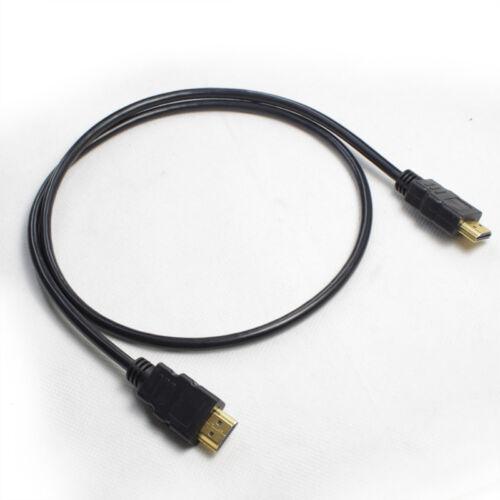 1.5FT 2FT 3FT 6FT 10FT 15FT 25FT 30FT 50FT 66FT HDMI v1.4 Cable ULTRA 3D Lot