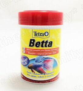 23g tetra betta bettas fish food fighting color growth for Betta fish treats