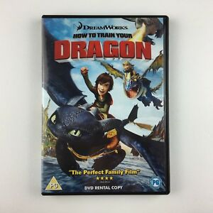 How To Train Your Dragon (DVD, 2008) r