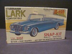 Johan 1962 Studebaker Lark Convertible 1/25 Scale Model Kit, Mint Factory Sealed
