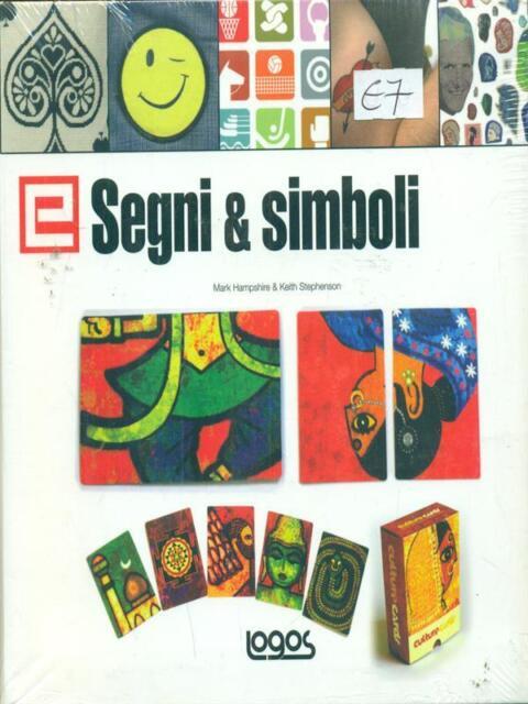SEGNI & SIMBOLI GRAFICA/DESIGN HAMPSHIRE, M. - STEPHENSON, K. LOGOS 2008-