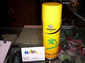 BARDAHL-High-SPEED-CHAIN-Grasso-Spray-Adesivo-Lubrificante-Catene-Moto-Scooter