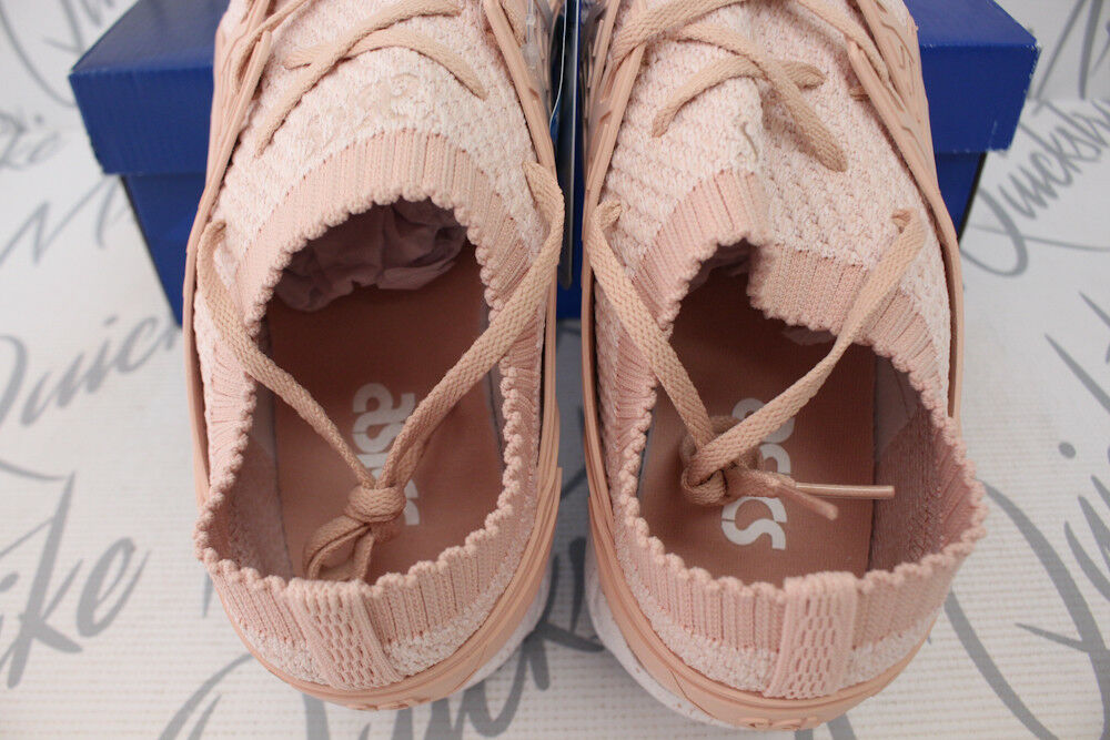 Asics gel kayano trainer stricken sand sz 9 abend sand stricken sunset orange hn7q2 1717 f58855