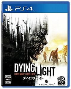 Details about Used PS4 Dying Light Import Japan