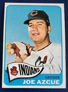 1965-Topps-Joe-Azcue-Cleveland-Indians-514