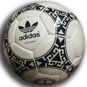 Rama Magistrado Interpretación  ADIDAS AZTECA FOOTBALL | OFFICIAL MATCH BALL SOCCER | FIFA WORLD CUP 1986  MEXICO | eBay