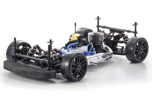 Kyosho 33010B 1 8 Inferno GT3 Nitro Powerojo Grand Prix 1 8 en carretera Kit