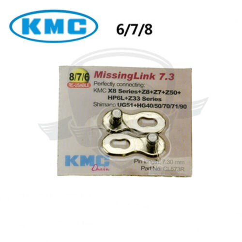 Shimano 10s 9s 11s fits SRAM KMC Bicycle Chain Connector Missing Link 8s