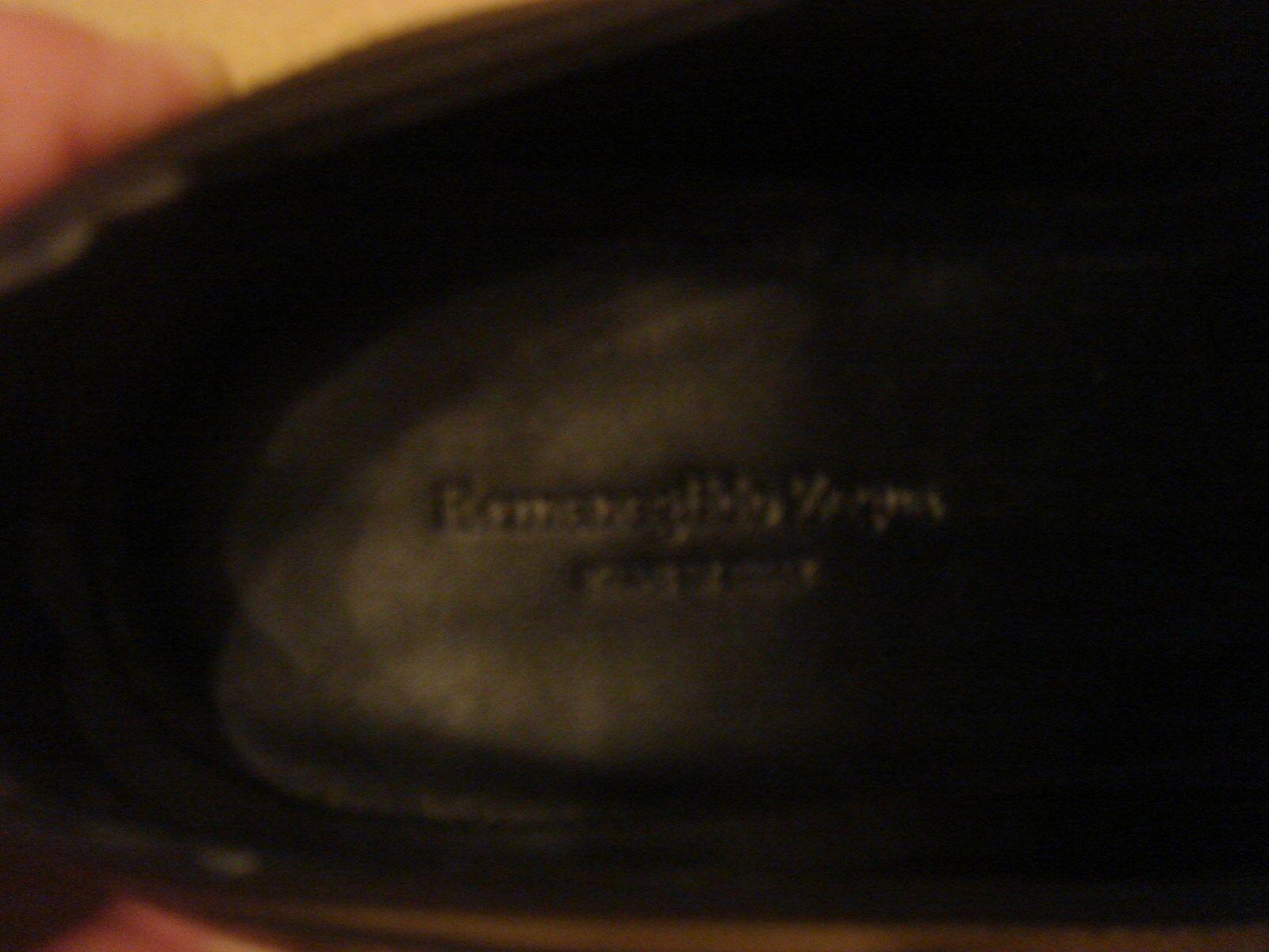 Zegna Schuhe Oxford-Style schwarz 11 11 11 (EU) 12 (US) Ermenegildo Zegna, neu 760ae1