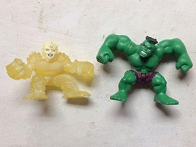 from Hulk Wave 3 Zax Marvel Super Hero Squad VERY RARE ZZZAX