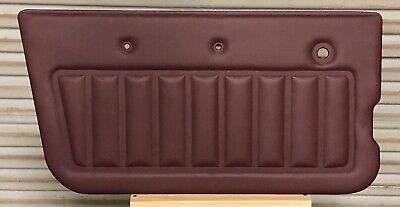 Best Jeep CJ7 /& CJ8 1981-1986 Door Panels...Custom Made in the USA....BLACK