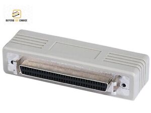 SCSI-HPDB68-68-Pin-Female-to-Female-Coupler-Adapter-Gender-Changer-External