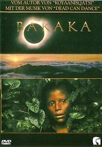 Baraka di Ron Fricke   DVD   stato bene