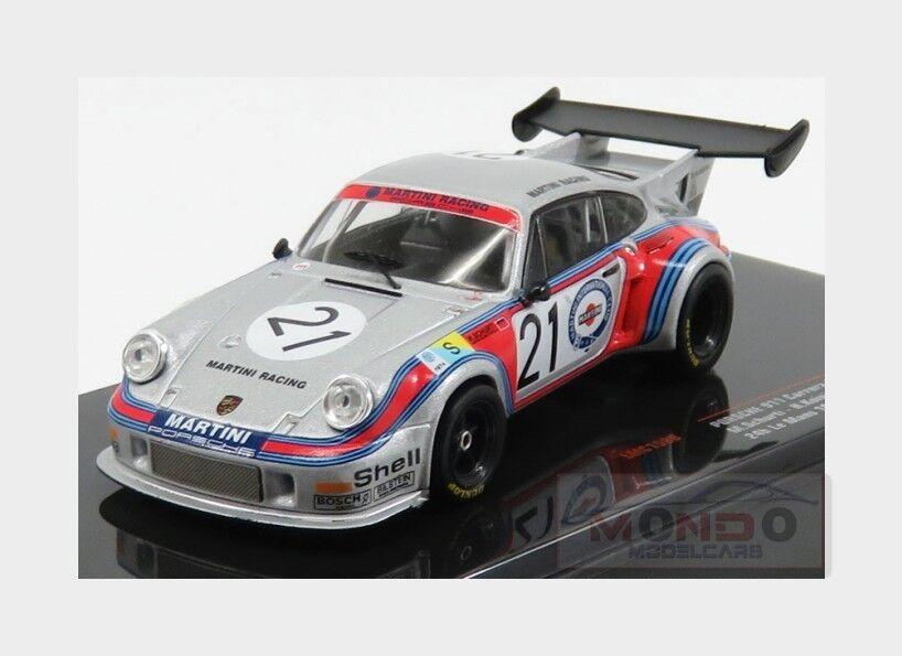 Porsche 911 930 Carrera Rsr Turbo 2.1L  21 Le Mans 1974 Koinigg IXO 1 43 LMC158B