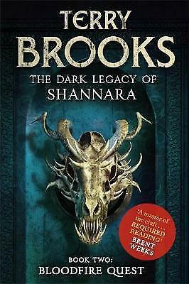 1 of 1 - Bloodfire Quest by Brooks, Terry