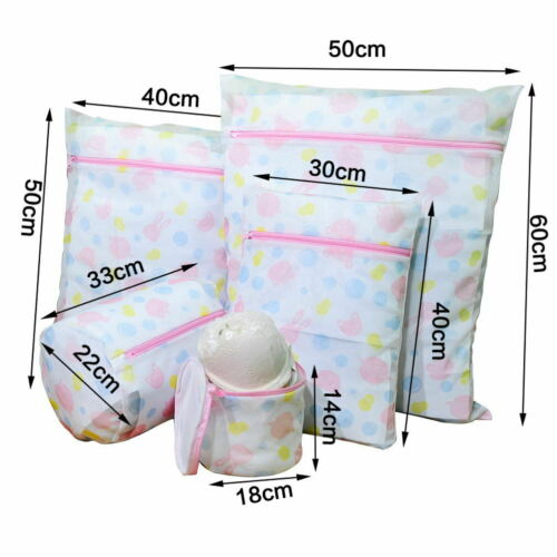 Washing Net Bag For Lingerie Laundry Bra Hosiery Wash Mesh Protection Household