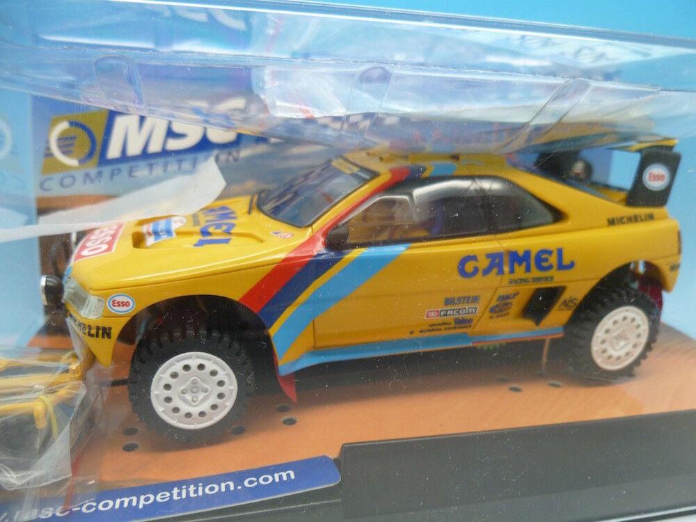 MSC Competition 7403 Peugeot 405 Grand Raid Daker, mint unused RARE