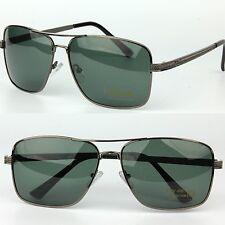 645933f0f98 item 5 Mens Classic Metal Square Pilot Frame Polarised Sunglasses Cat 3.  UV400 -Mens Classic Metal Square Pilot Frame Polarised Sunglasses Cat 3.  UV400