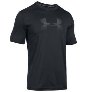 Under-Armour-HeatGear-Fitted-Raid-Graphic-T-Shirt-Sport-Shirt-black-1298816-001