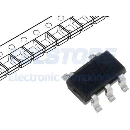 1pcs LP2980IM5-ADJ//N Stabilizzatore di tensione LDO regolata 1,2÷15V 0,05A SMD