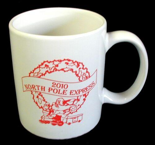 NEW Coffee Mug FILLMORE /& WESTERN RAILWAY CO 2010 North Pole Express