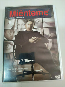 Mienteme-Segunda-Temporada-2-Completa-6-x-DVD-Region-2-Espanol-English-3T