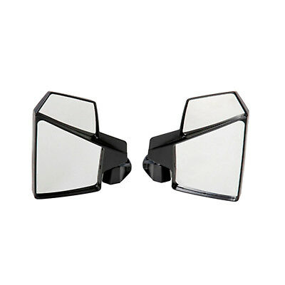 Yamaha Rhino YXZ1000R UTV Break-Away Side View Mirror Set Shatter-Resistant NEW