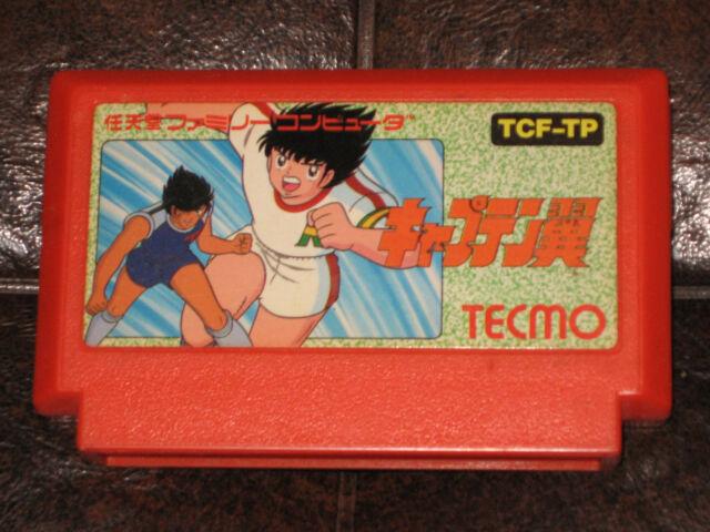 Captain Tsubasa - Famicom Nintendo FC NES JP Japan Import 1 I