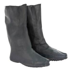 OMP Elasticated Rainproof Nylon Overshoes//Over Shoes For Kart//Go Kart//Karting