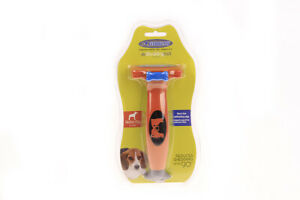 M-Size-DeShedding-Tool-for-Medium-Dogs-with-Short-Hair-M-21-50-lbs-Portable