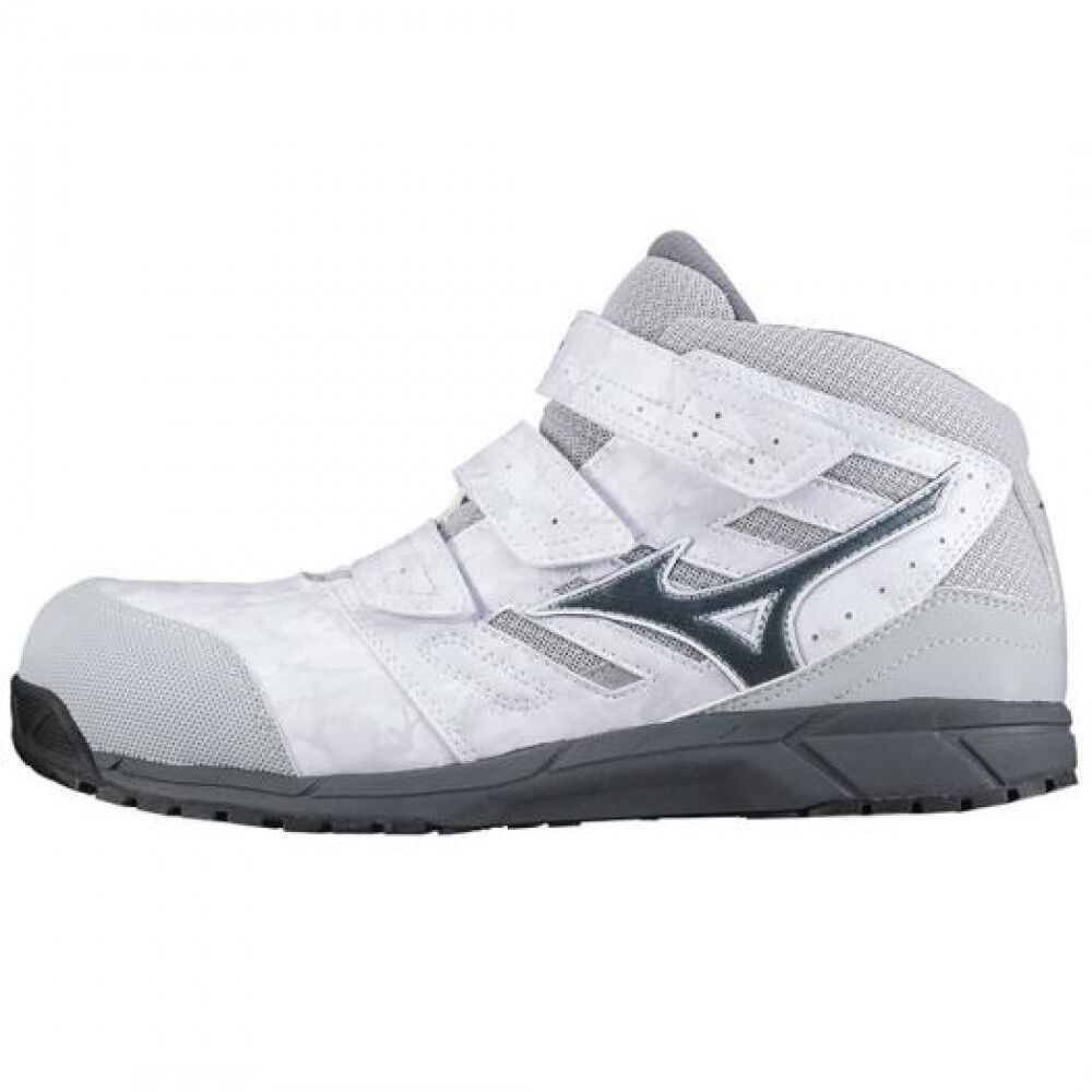 Mizuno Protective Working Sneakers  ALMYGHTY LS Mid cut cut cut type C1GA1802 Light gray e66e1b